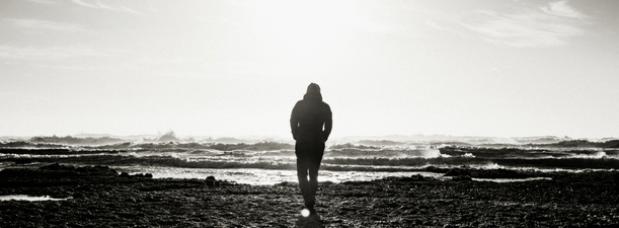 Нещастен Самотен Човек